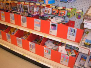 Target Back-To-School Shopping