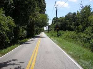 Road From Mayde Creek High To Cullen Park