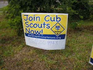 Join Scouts