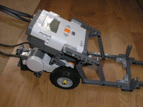 Go LEGO Girl Go