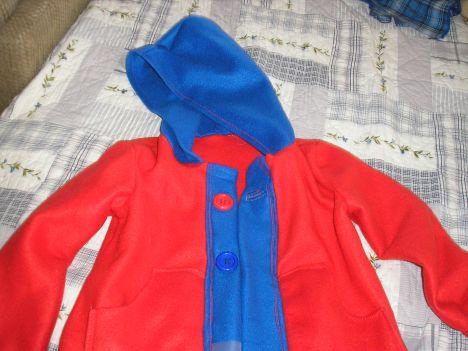 Daughter's Jacket