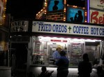 Fried Oreos-I never want to try those!