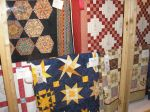 Beautiful quilts in the  contest!